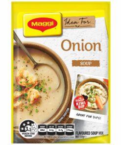 Maggi Packet Soup Onion