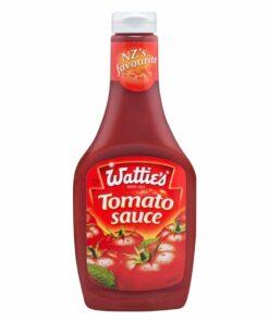Watties Squeezy Tomato Sauce