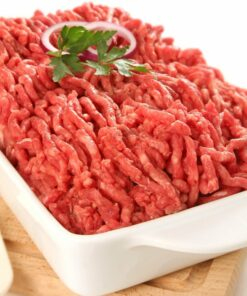 100% Grass fed beef mince