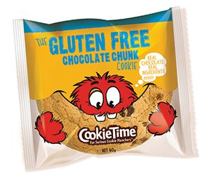 Cookie Time Gluten Free Cookies Chocolate Chunk
