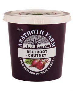 Anathoth Farm Chutney Beetroot