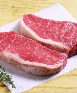 Sirloin - NZ Angus Premium Beef (2 Portion Pack)