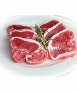 NZ Premium Lamb Loin Chops 700g 6pk