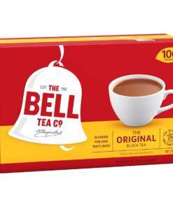Bell Tea - Box 100 Tea Bags