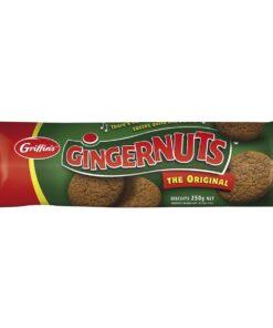 Griffins Gingernuts Biscuits