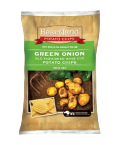 Green Onion – Heartland Potato Chips