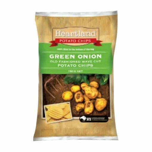 Green Onion – Heartland Potato Chips