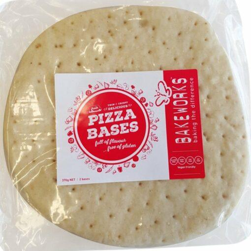 Pizza Bases - Bakeworks Gluten Free