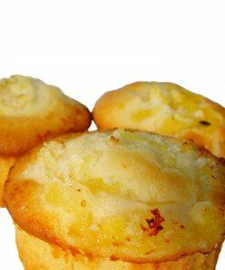 Phoenix Peach, Passionfruit & Almond Muffin - Gluten Free