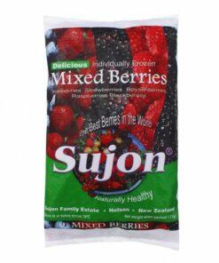 Sujon Mixed Berries 1kg