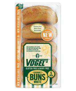 Vogel's Gluten Free White Burger Buns