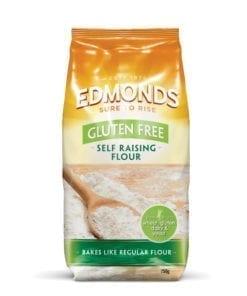 Edmonds Gluten Free Self Raising Flour 750g
