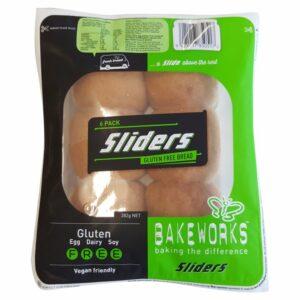 Sliders - Bakeworks Gluten Free