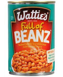 Watties Baked Beans In Tomato Sauce