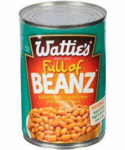 Wattie's Baked Beans In Tomato Sauce 420g