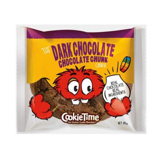 Cookie Time Dark Chocolate Chunk Cookie 85g