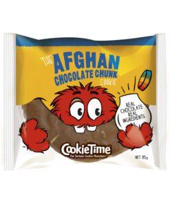 Cookie Time Afghan Chocolate Chunk Cookie 85g