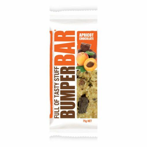Cookietime Bumper Bars Muesli Slice Chocolate Apricot