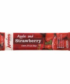 Annies Fruit Snack Strawberry Fruit Leather
