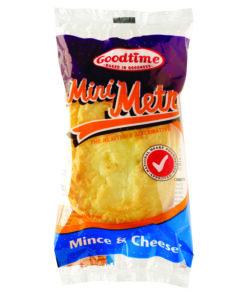 Goodtime Mini Metro Pies - Mince & Cheese