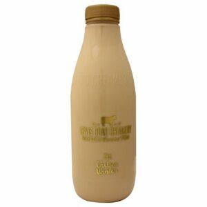 Lewis Road Creamery Flavoured Milk Double Caramel Buterscotch -750ml