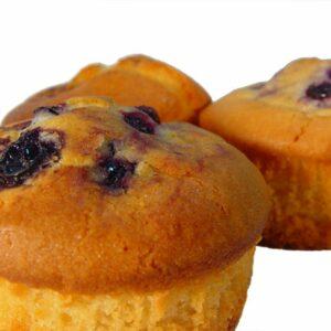 Blueberry Muffin - Phoenix Gluten Free