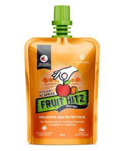 Fruit Hitz Puree Snack - Mango Back