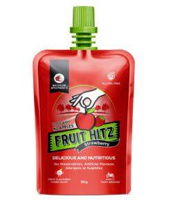 Fruit Hitz Puree Snack - Strawberry