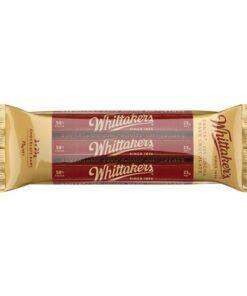 Whittakers Chocolate Bar Dark Sante