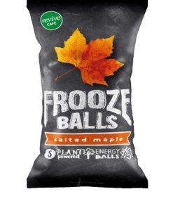 Alive Foods Salted Maple Frooze Balls
