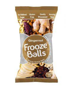 Gingernut Frooze Balls