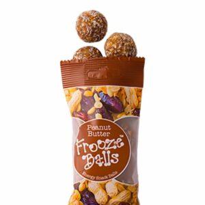 Peanut Butter Frooze Balls