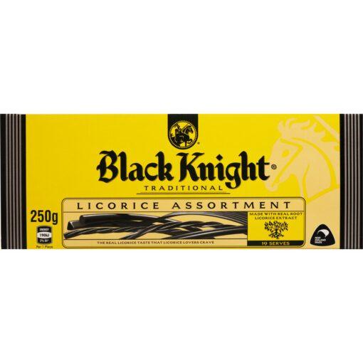 Allens Black Knight Licorice Assortment