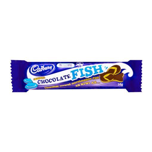 Cadbury Chocolate Marshmallow Fish