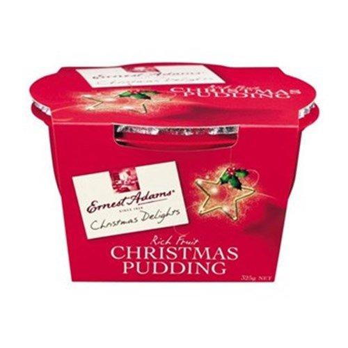 Ernest Adams Rich Fruit Christmas Pudding