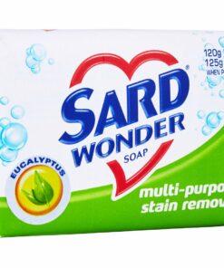 Sard Wonder Laundry Soap Eucalyptus Oil