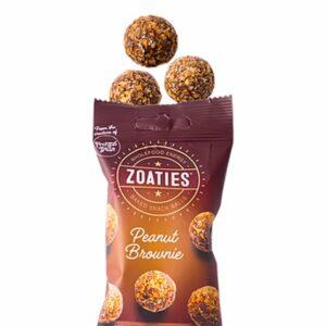 Peanut Brownie Zoaties