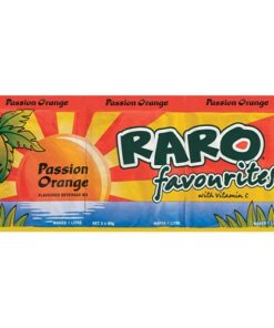 Raro Sachet Passion Orange 3pk