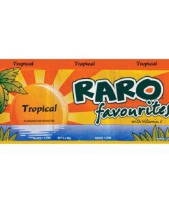 Raro Sachet Tropical 3pk