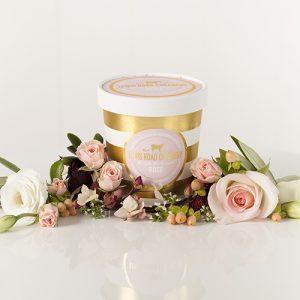 Lewis Road Creamery Artisan Rose Ice Cream
