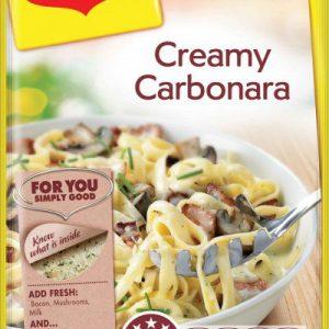 Creamy Carbonara Maggi Recipe Base