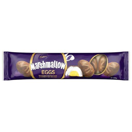 Cadbury Marshmallow Eggs 6pk 150g