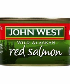 John West Red Salmon