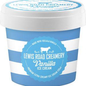 Lewis Road Creamery Premium Vanilla Ice Cream - 120ml