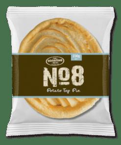 Goodtime No 8 Potato Top Pie 6 x 230g
