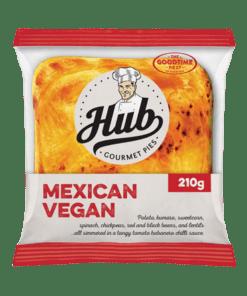 Goodtime HUB Gourmet Mexican Vegan Pie 210g