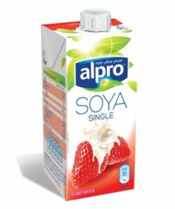 Alpro Soya Cream Single Soy
