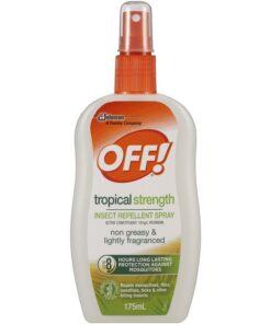 Off! Insect Repellent Tropical Pump