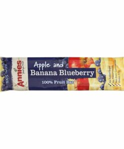 Banana & Blueberry - Annies 100% Fruit Bars