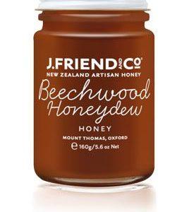 NZ Artisan Beechwood Honeydew Honey
